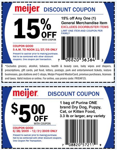 About Meijer Meijer is a leading one-stop marketplace for every family's needs. Reasonable prices and a vast collection of everything from outdoor landscaping supplies to products for taking care of the home provide you with an easy and simple solution for getting it all in one place.