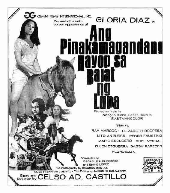 Ang pinakamagandang hayop sa balat ng lupa 1974 - 4 9