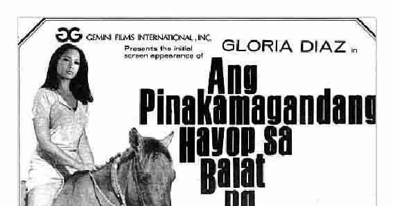 Ang pinakamagandang hayop sa balat ng lupa 1974 - 4 10