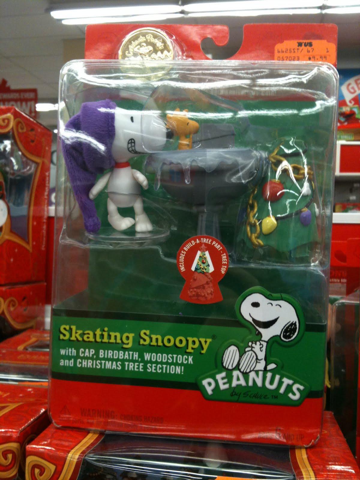 Nostalgic G New Peanuts Christmas Items At Toys R Us