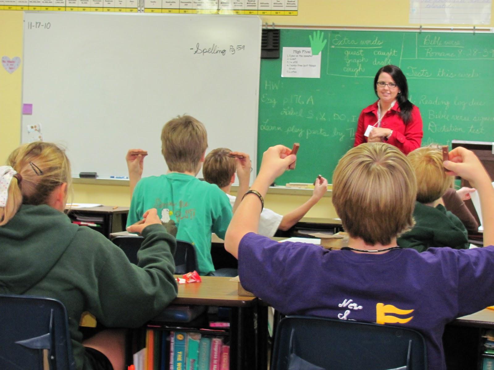 Pds 6th Grade Dsu Student Teachers