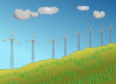 Windmill Farm Animation preview