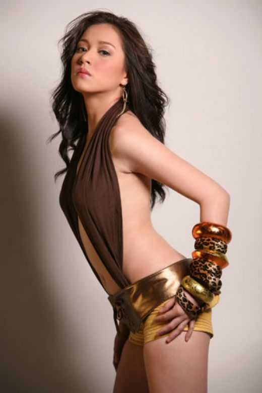 Cristine Reyes A Filipina Actress And Fhm Philippines
