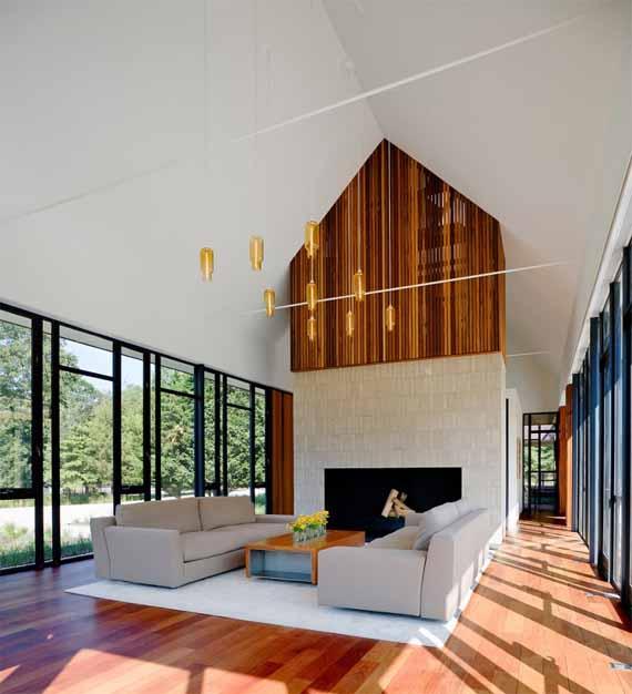 Modern Farmhouse Interior Design: Contemporary Farmhouse Design By Bates Masi Architect