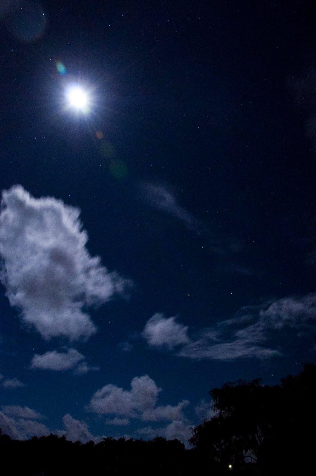 Over Down Under: First Night In Augusta