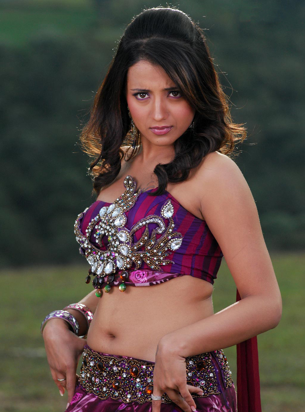 Sexy Bollywood And South Indian Actress Pictures Trisha