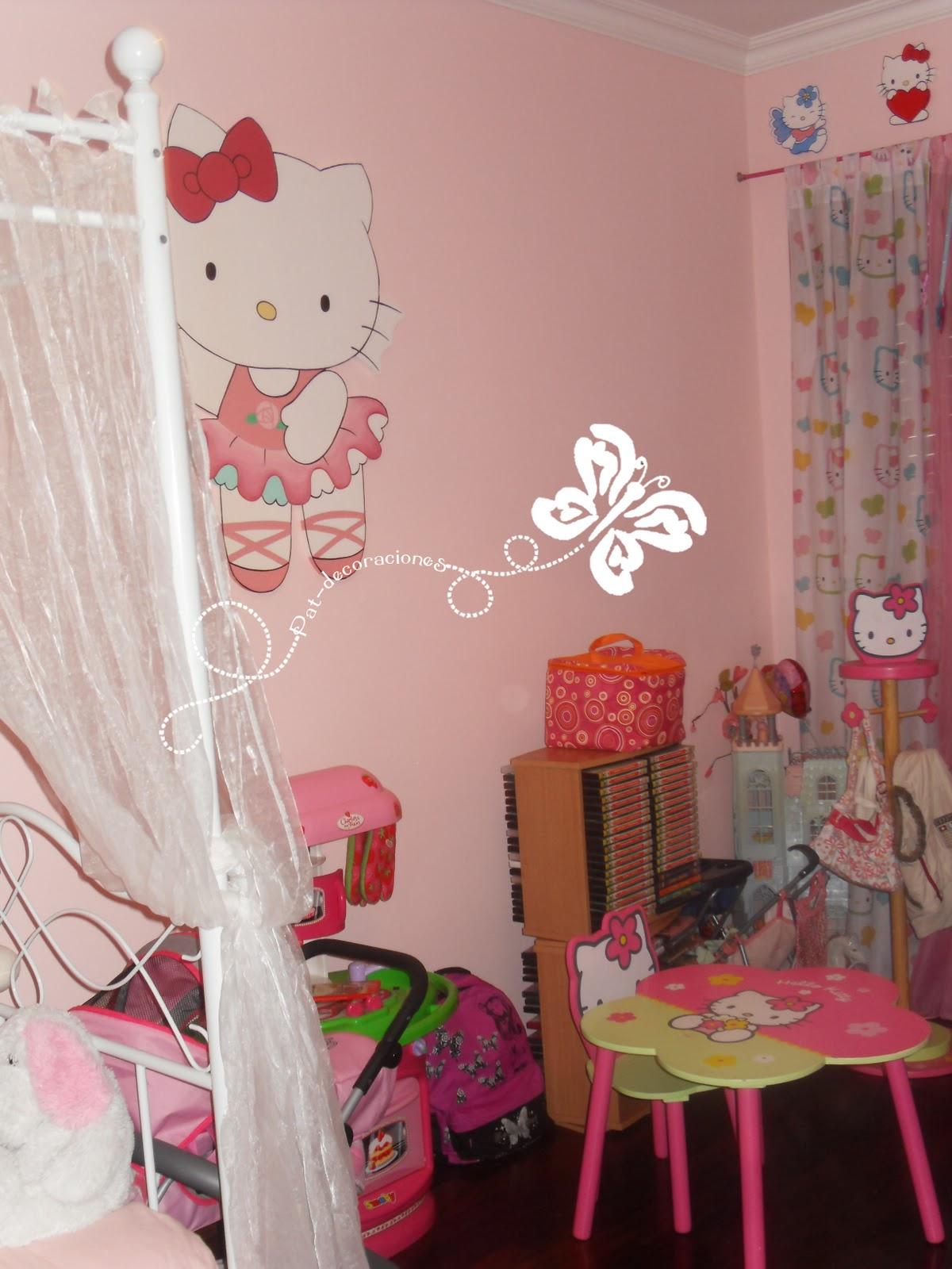 Pat decoraciones decoraci n de habitaciones for Decoraciones sencillas para habitaciones