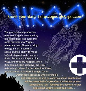 2011 Virgo Horoscope