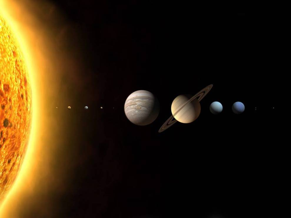 Planets In The Universe - Pics about space