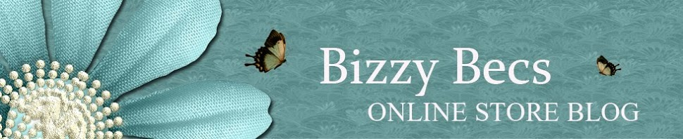 Bizzy Becs Store Blog