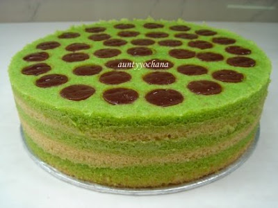 Haw Cake Recipe