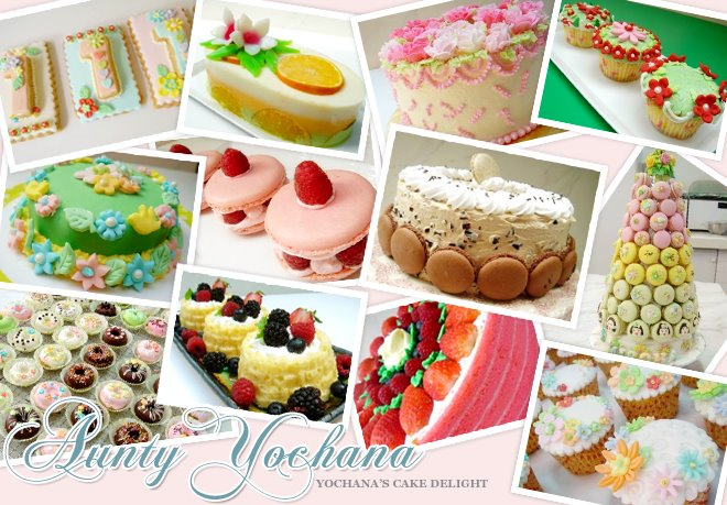Yochana's Cake Delight!
