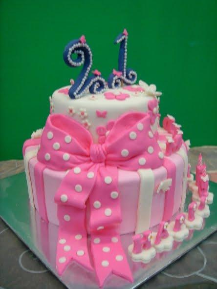 Yochana S Cake Delight Mildred S 21st Birthday Cake