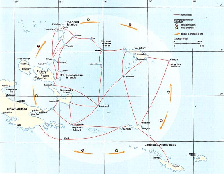 Trobriand islands essay