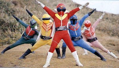 Super Sentai | Know Your Meme