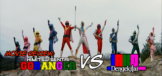 Goranger Vs. JAKQ Movie Review