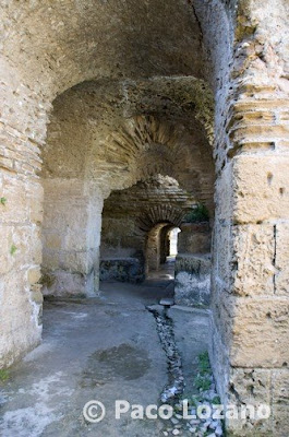 Antonin's thermes, Carthage, Tunisia