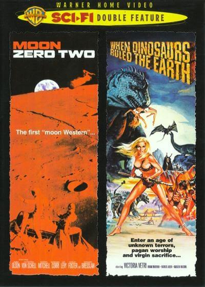 Black Hole Reviews Moon Zero Two 1969 Finally On Dvd
