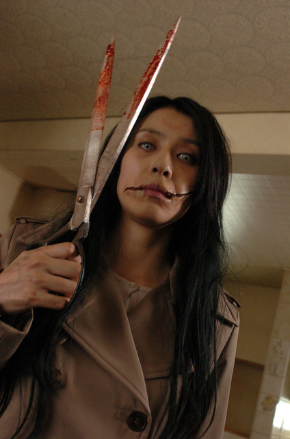 BLACK HOLE REVIEWS: CARVED - THE SLIT-MOUTHED WOMAN (2006)  BLACK HOLE REVI...