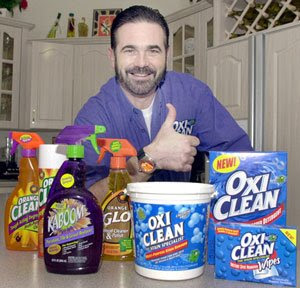 Billy Mays has passed away ~ The Knight Shift