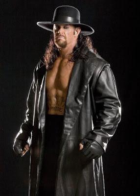 Undertaker Naked 76