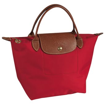 6f2bbb271a2f LongChamp Le Pliage Small Top Handle. Colour  Rosaly