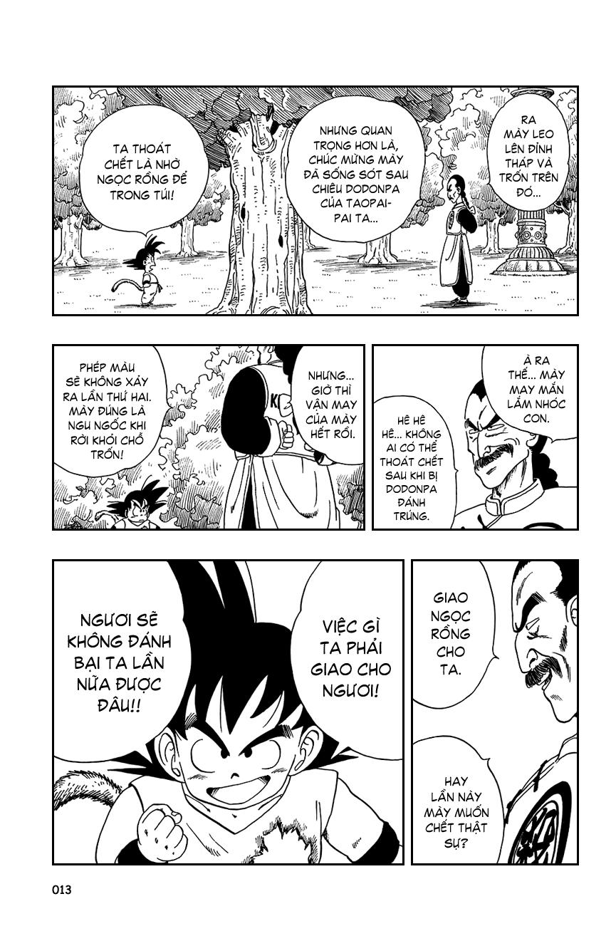 Dragon Ball chap 90 trang 11