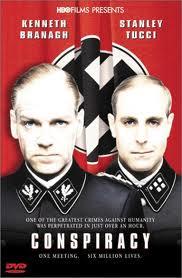 Cartel orignal de La solución final en Estados Unidos - La solución final - Conspiracy - el fancine - el troblogdita - ÁlvaroGP - Cine Bélico