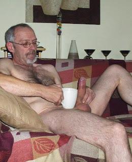 hairy man bulge