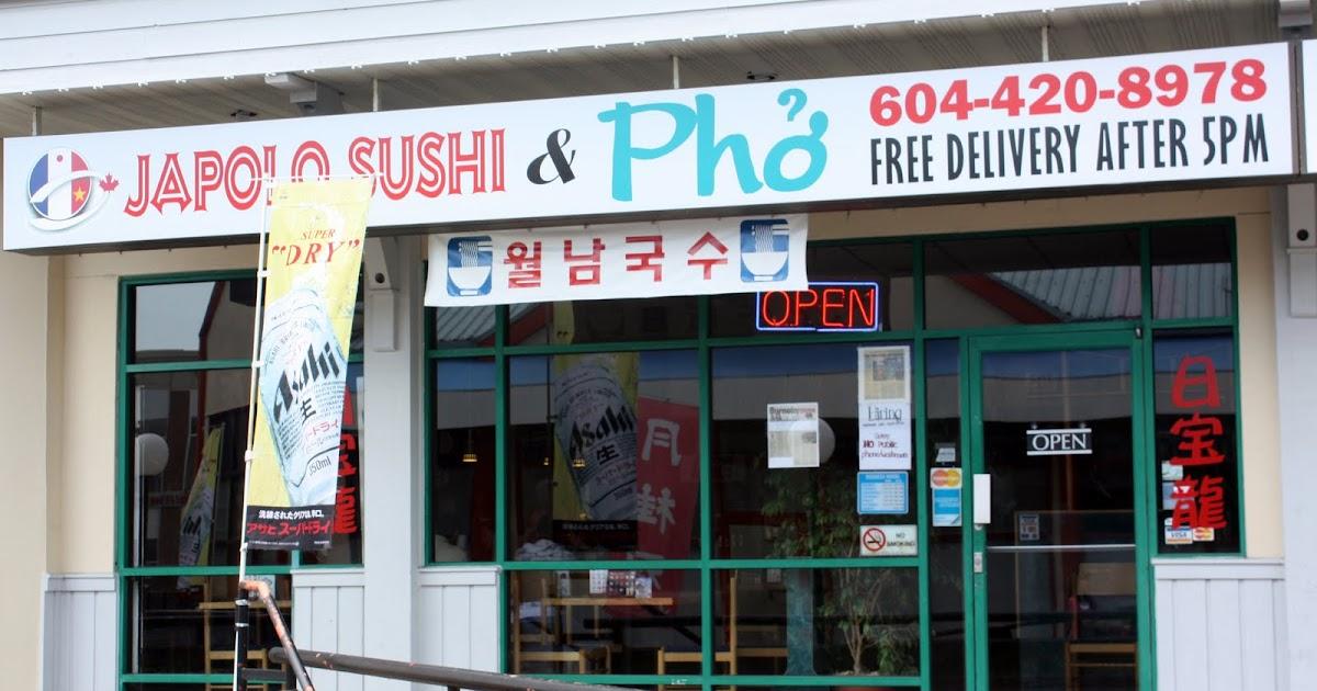 Sherman S Food Adventures Japolo Sushi