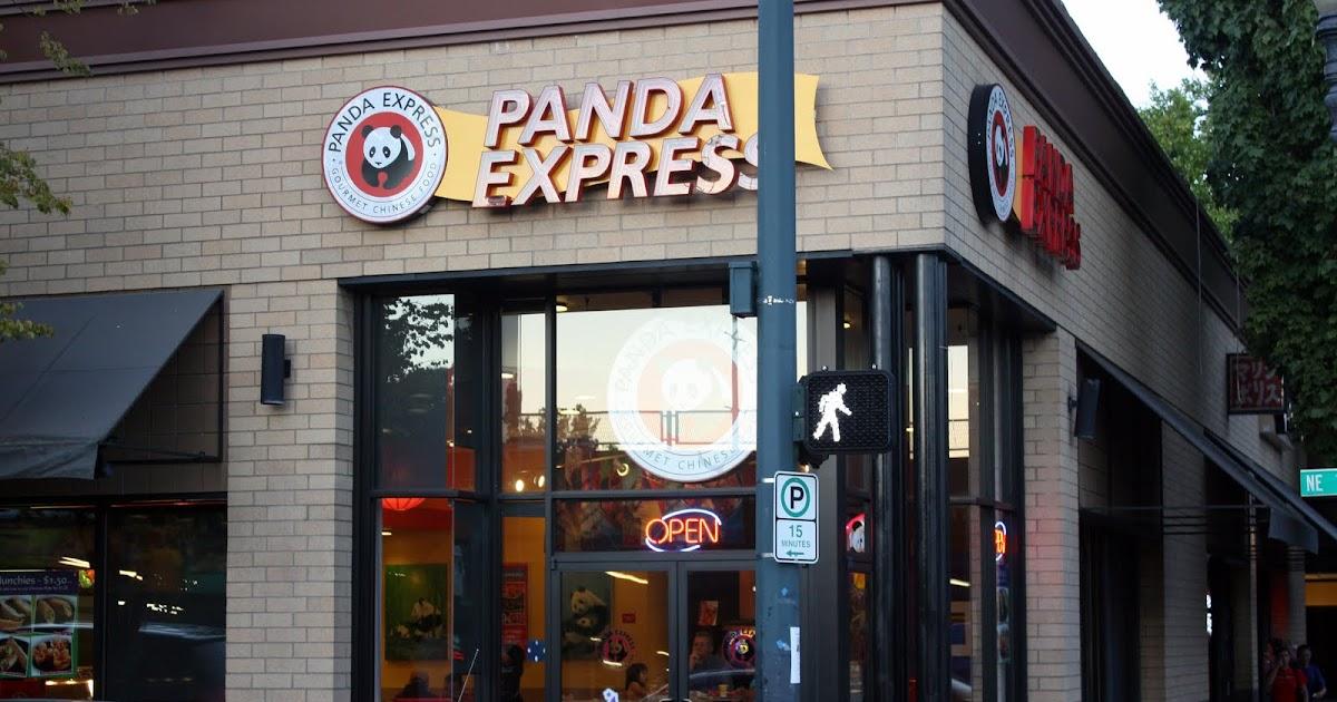 Panda Chinese Food Ladner