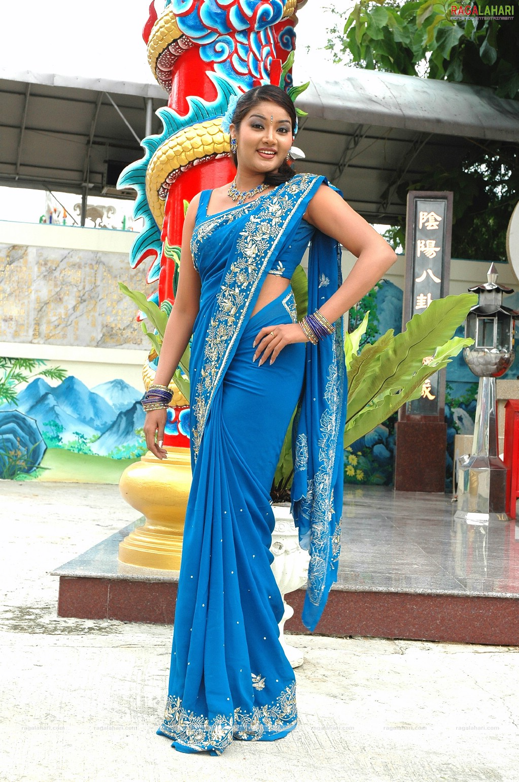 Special For All Masala Actress Lakshana Hot Images, Sexy -9379