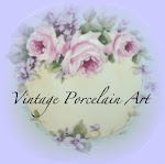 Vintage Porcelain art By Amy Enright