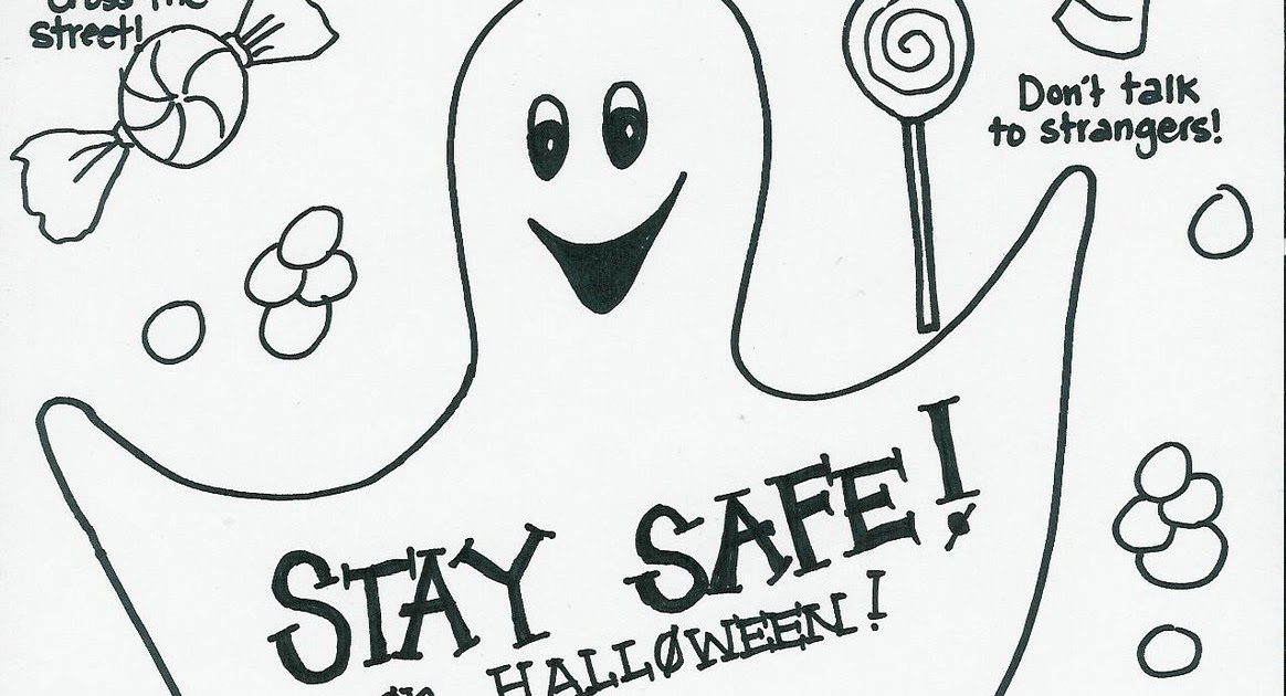 safety town coloring pages - photo #42