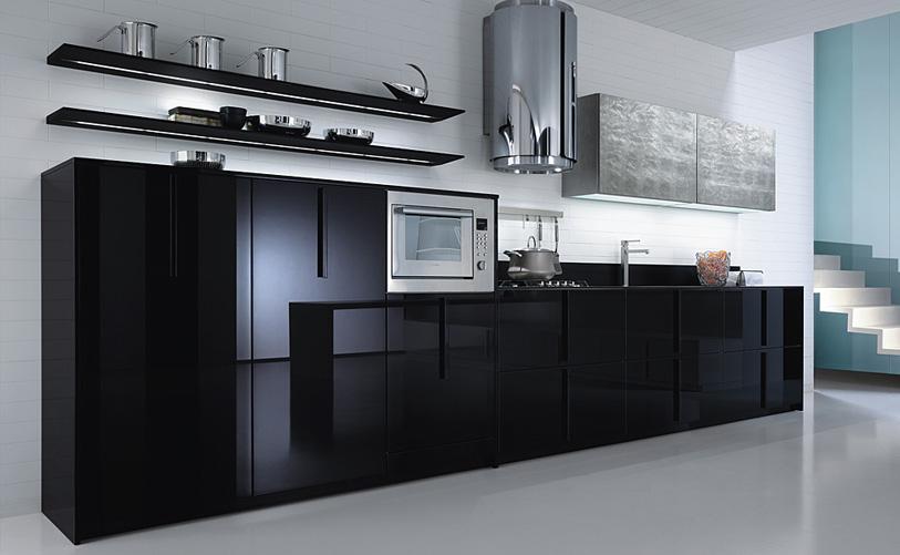 Decorando el hogar cocinas modernas for Decoracion de cocinas modernas fotos