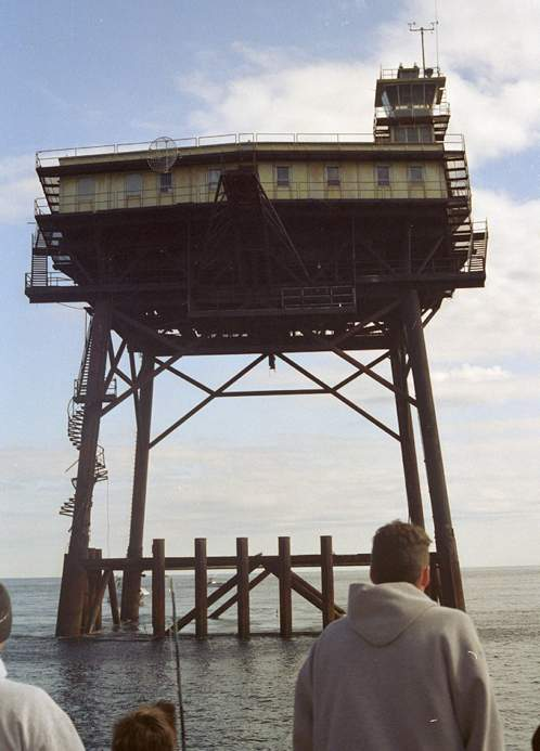 What Is The Frying Pan Tower Used For