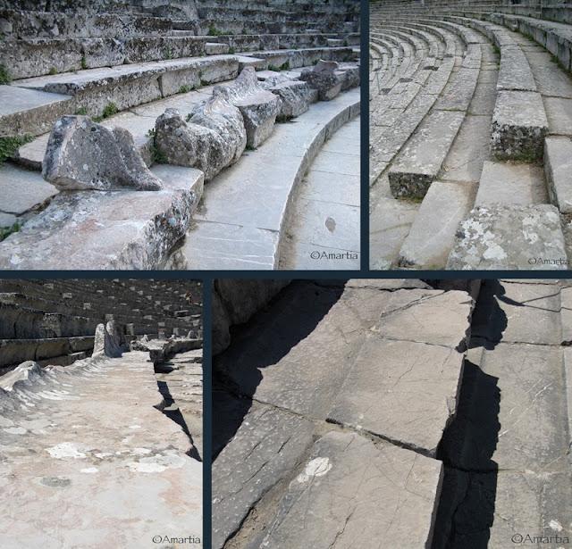 Epidaure Nauplie Nafplio Argolide Peloponnèse Grèce