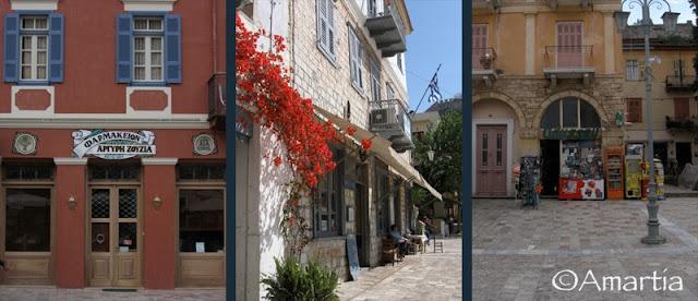 Nauplie Nafplio Argolide Peloponnèse Grèce