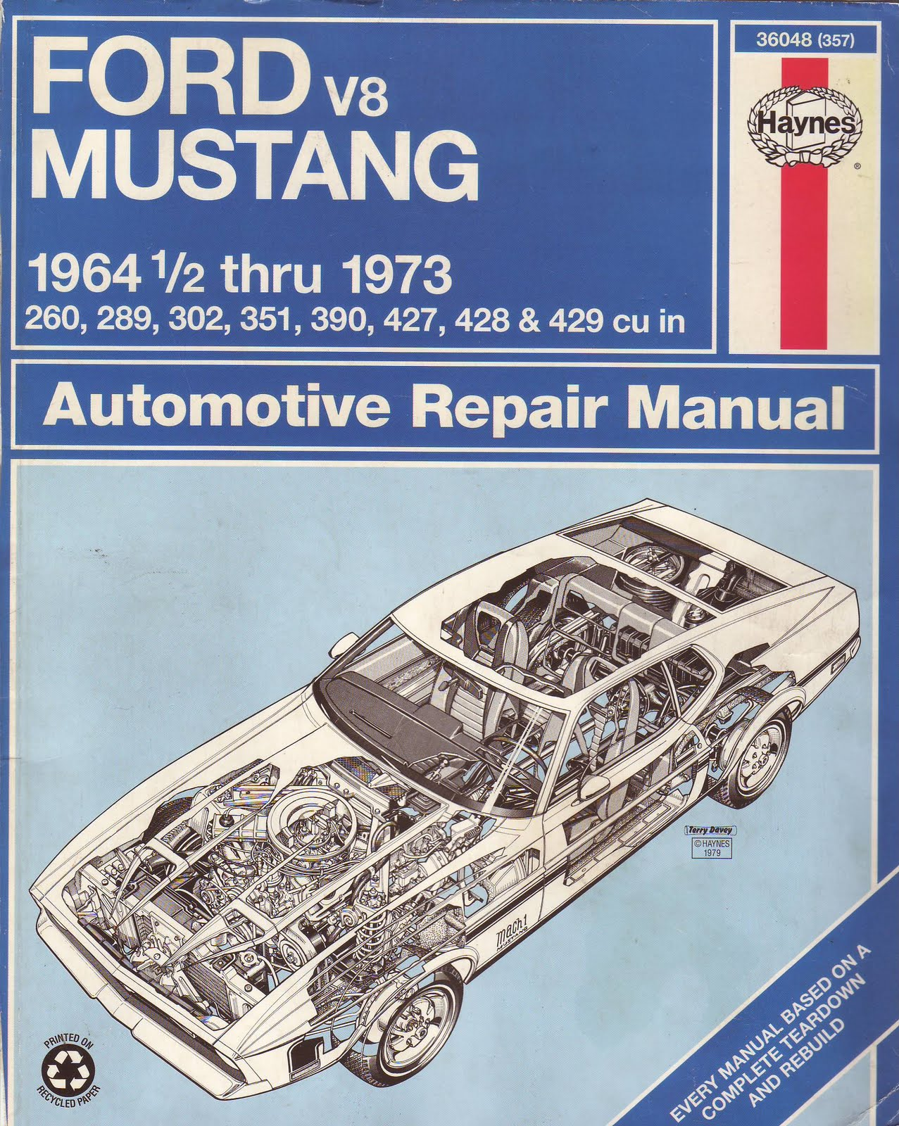 Service manual For mustang 940