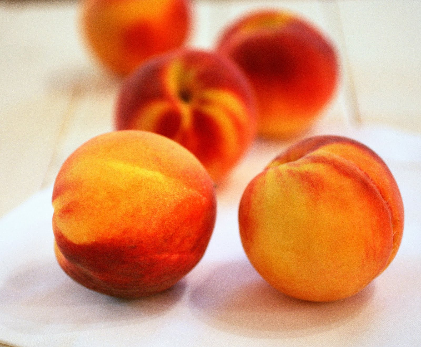 Tish Boyle Sweet Dreams: Just Peachy: Fresh Peach ...