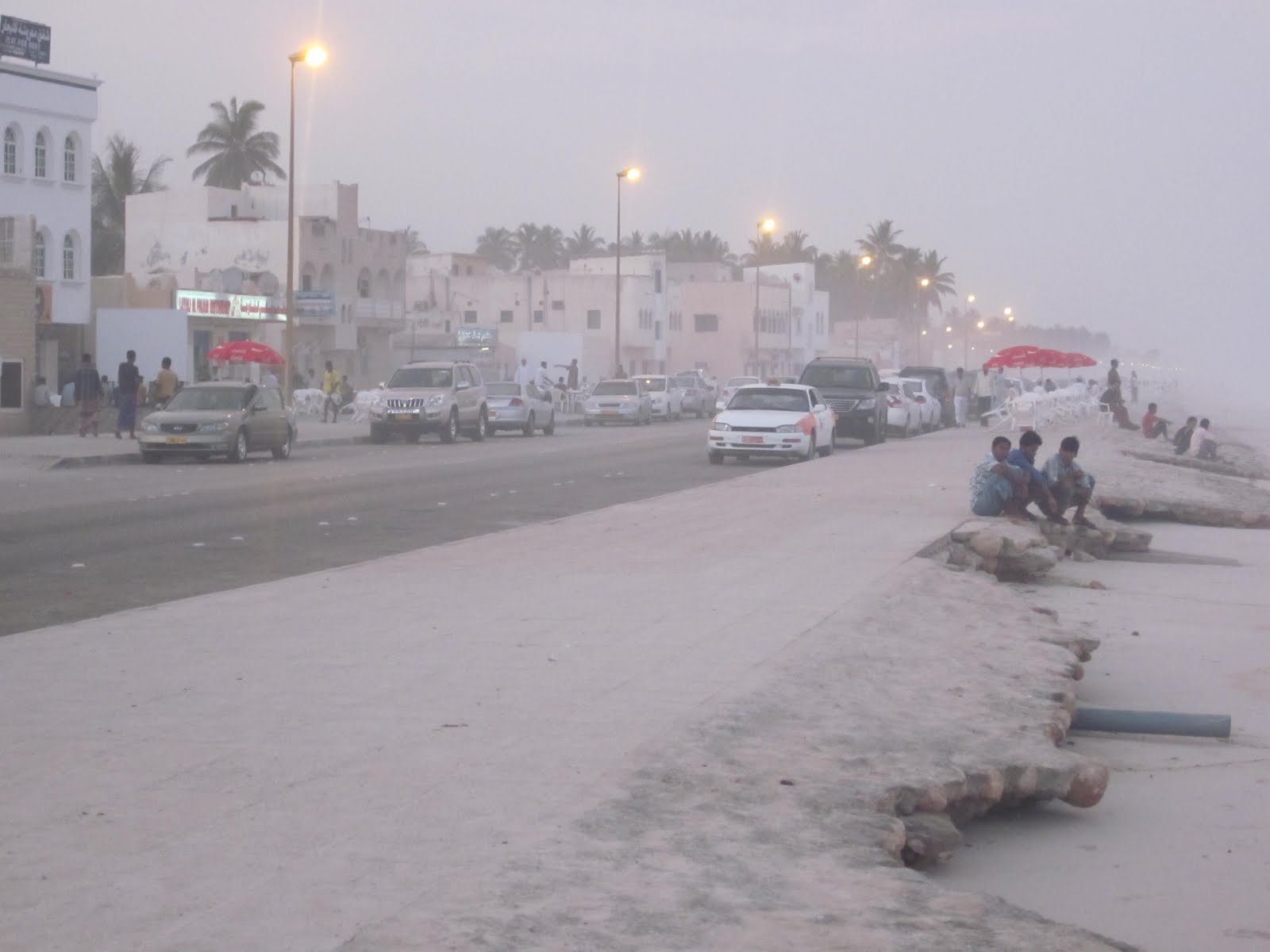 Sleepless in Salalah