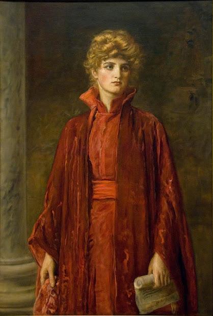 Classic Art John Everett Millais 1829-1896