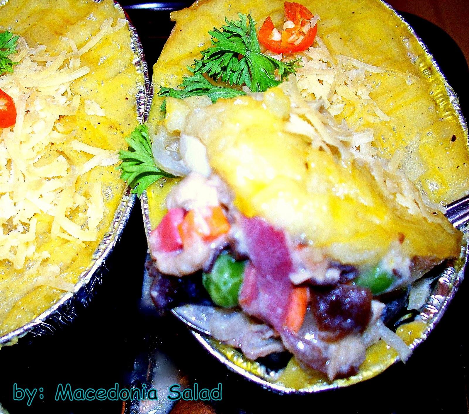 KUE AMPAS TERIGU - Makanan Etnik Dari Ambon Dan Manado