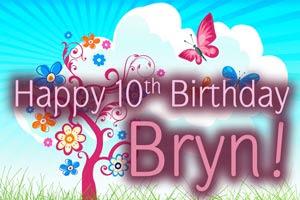 happy birthday bry