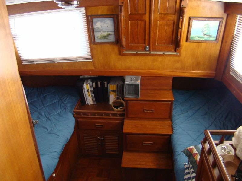 Voyages Of Sea Trek Storage And Stowage On A Liveaboard Boat