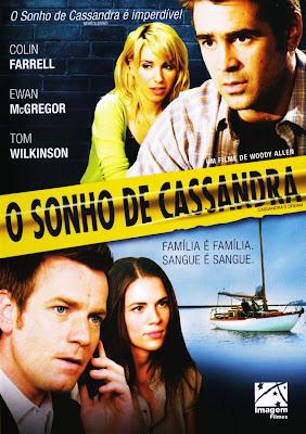 O Sonho de Cassandra - DVDRip Dublado