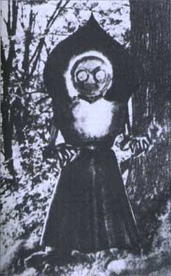 Monster Flatwoods (Flatwoods Monster)