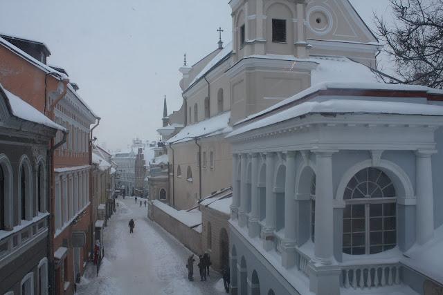 Visitar VILNIUS e explorar uma cidade nórdica | Lituânia