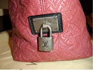 Antheia bag Louis Vuitton