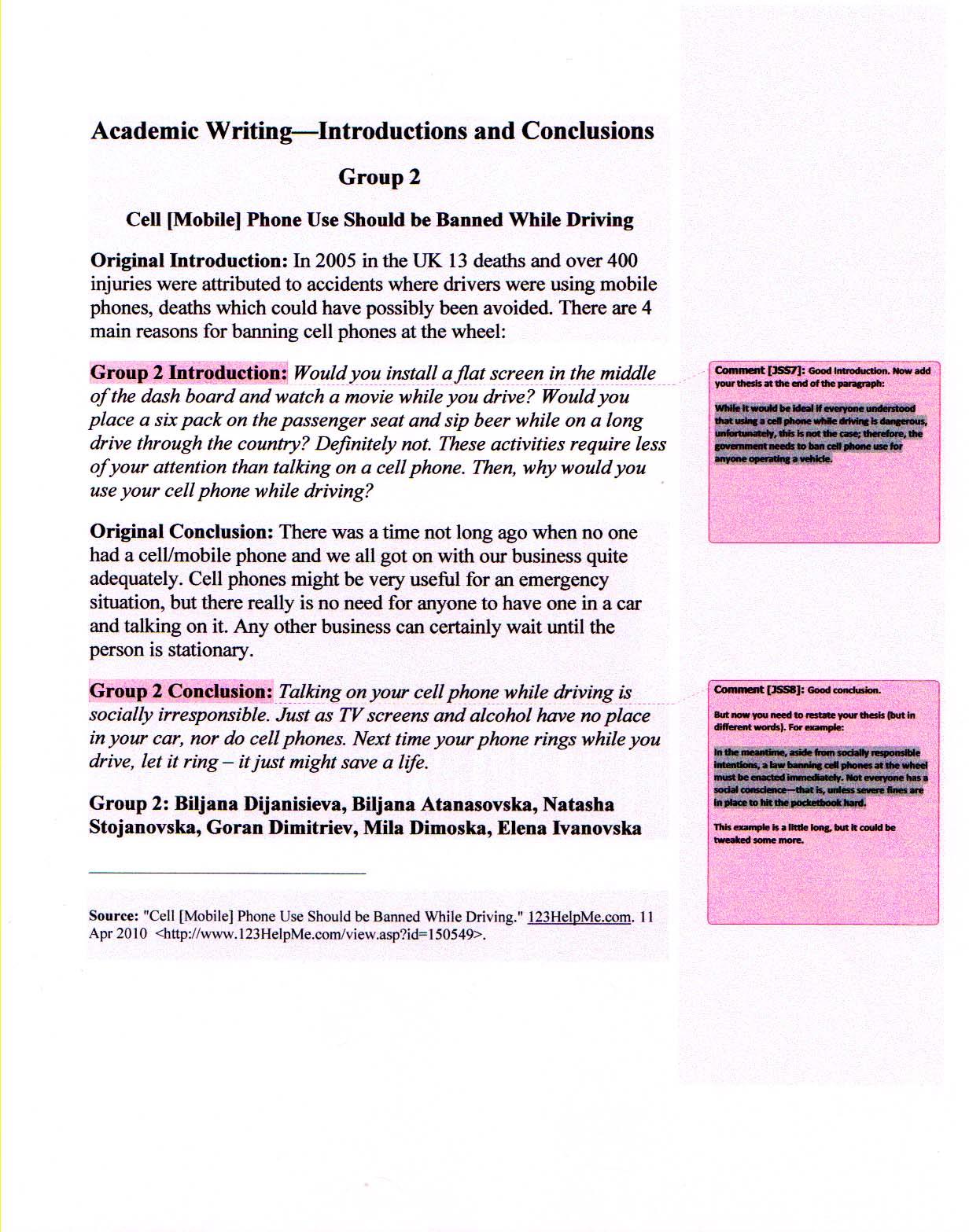 Academic Desk Academic Writing The Persuasive Essay